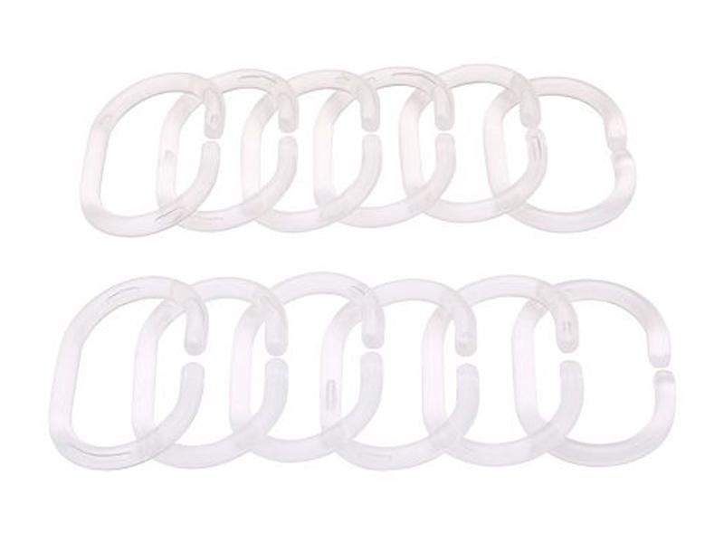 Комплект колец прозрачных (уп. 500 шт.) ПР006