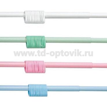 Карниз для ванной комнаты цветной (сталь) КНТ001