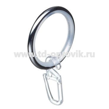 Кольца хром 12 шт 420026