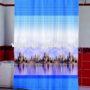 Шторы для ванн MIRANDA SIDNEY голубой