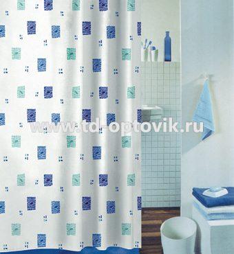 Шторка в ванную комнату VONALDI MOZAIC