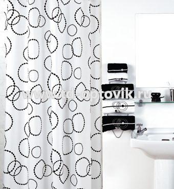 Шторка в ванную комнату VONALDI VIBES