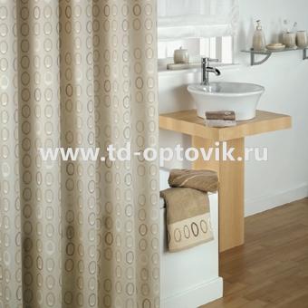 Шторка в ванную комнату VONALDI OVAL-3