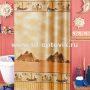 Шторка в ванную комнату VONALDI NIL