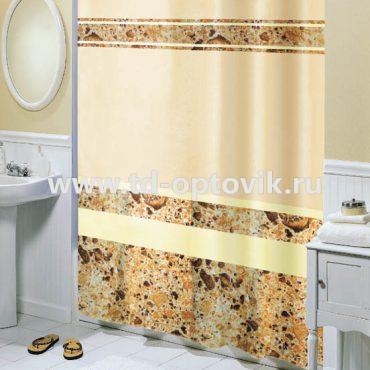 Шторка в ванную комнату VONALDI GRANIT