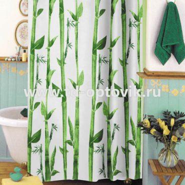 Шторка в ванную комнату VONALDI BAMBUS