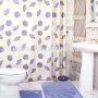 Шторка в ванную комнату VONALDI ISTIRIDYE