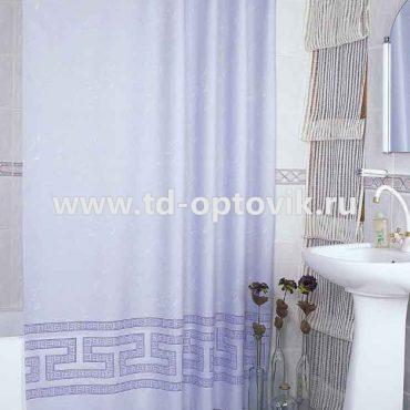Шторка в ванную комнату VONALDI GREEK MERMER
