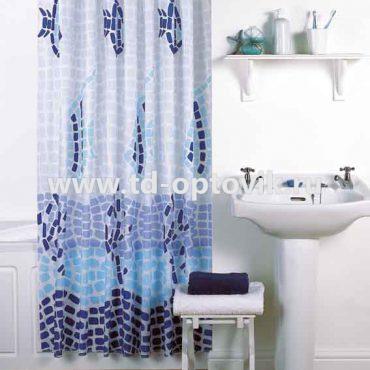 Шторка в ванную комнату VONALDI SAFAWEY MOZAIK