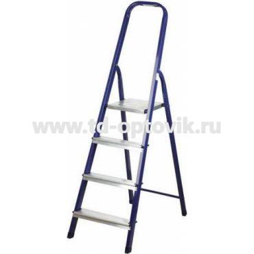 лестница-стремянка SIBIN стальная, 5 ступеней