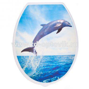 Сидение мультипласт Дельфин