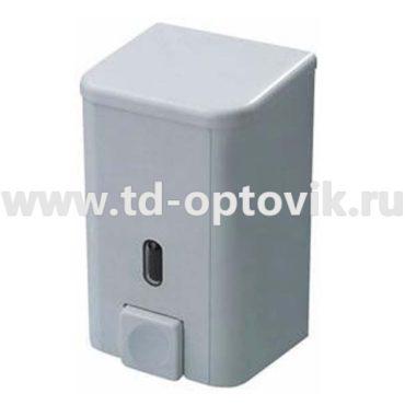 Дозатор для жидкого мыла белый 1000 мл ПР002х