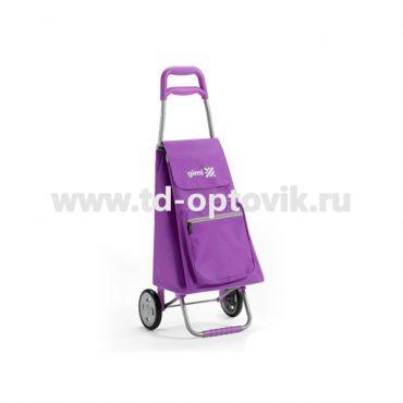 Сумка-тележка Argo, цвет фиолетовый