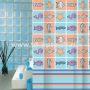 Шторка в ванную комнату VONALDI AVSA