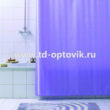 Штора д/ванн 180х200 Rigone лил.