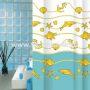 Шторка в ванную комнату VONALDI GOLDEN SEA
