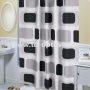 Шторка в ванную комнату VONALDI JANA