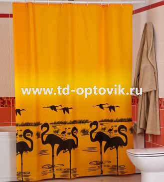 Шторы для ванн MIRANDA FLAMINGO цвета в ассортименте