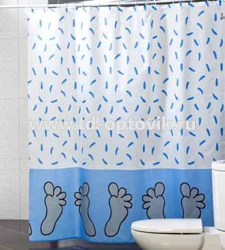 Шторы для ванн MIRANDA FOOT цвета в ассортименте