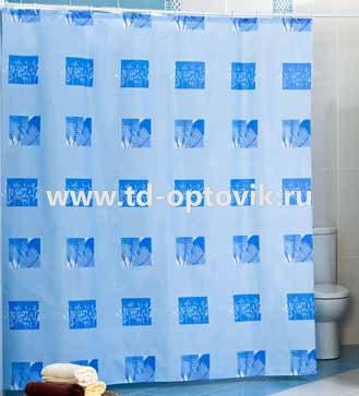 Шторы для ванн MIRANDA LEAF цвета в ассортименте