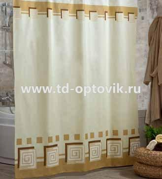 Шторы для ванн MIRANDA LYKIA цвета в ассортименте