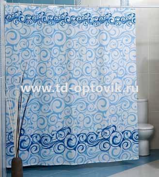 Шторы для ванн MIRANDA MOTIVES цвета в ассортименте