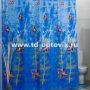 Шторы для ванн MIRANDA ATLANTIS голубой