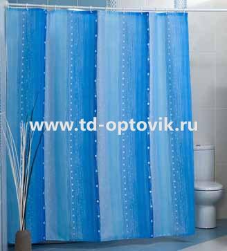 Шторы для ванн MIRANDA RAIN цвета в ассортименте