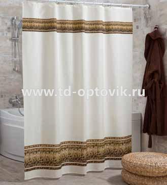 Шторы для ванн MIRANDA SAHMARAN жёлтый